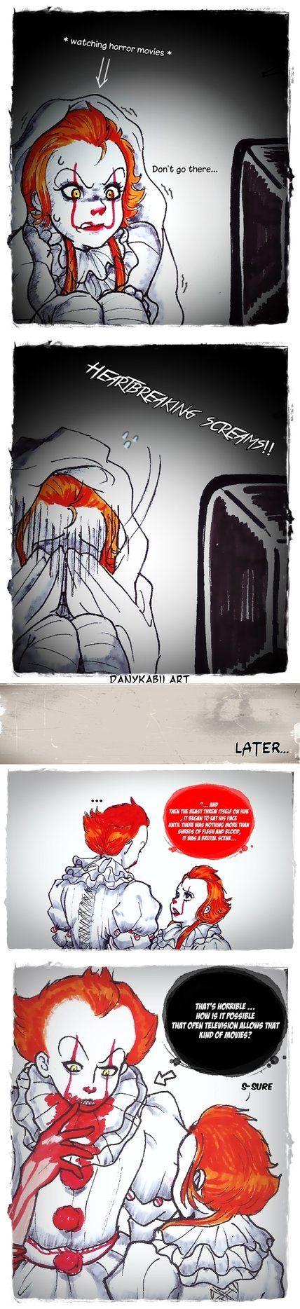 ||Horror experience|| by DanyKabii.deviantart.com on @DeviantArt