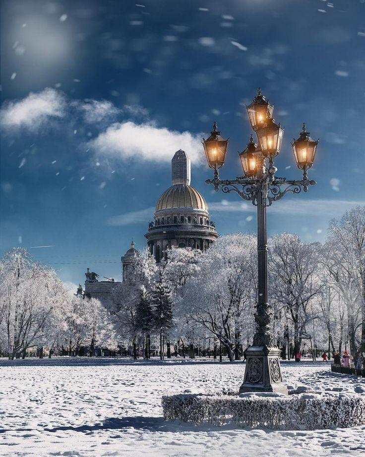 вкусное картинки зимний санкт петербург ставят