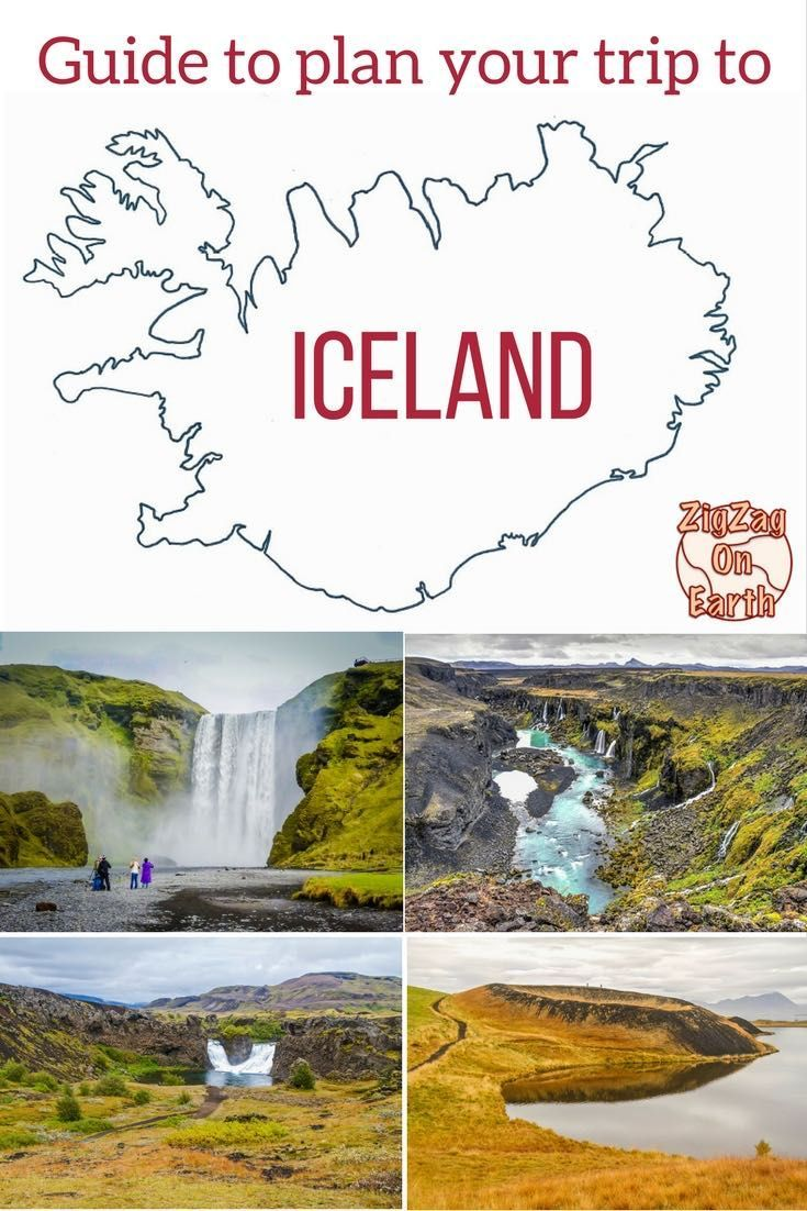 Iceland Travel Guide - How to plan your trip to Iceland: where to go, for how long, how to get around, where to stay, what to see and do...   #Iceland   Iceland road trip
