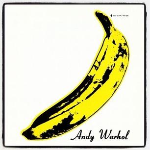 Iconic Andy Warhol Art #inspiration #design #yellow