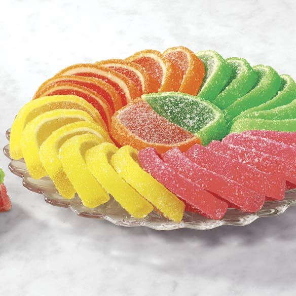 Jelly Fruit Slices Candy -  Party