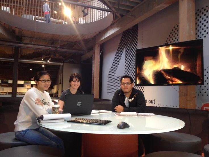 LPA Architecture Interns At San Diego Wonderbread Office