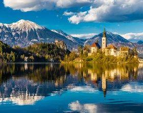 Os lagos mais bonitos da Europa