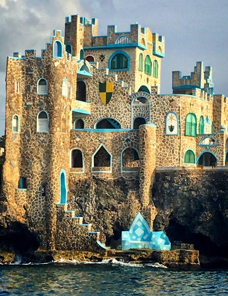 Blue Castle in Negril Jamaica. DKM