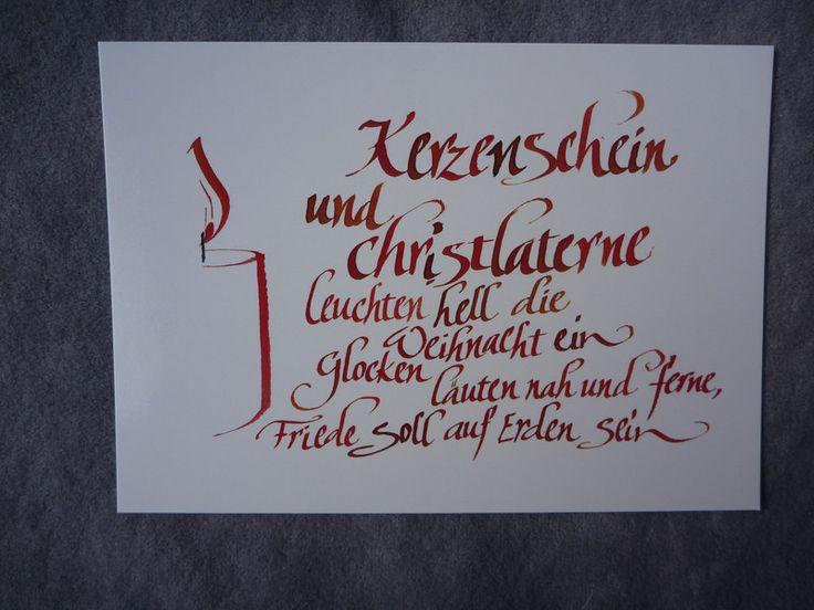 Die Postkarte hat das übliche Maß von 14,8 cm x 10,5 cm. Das Original dazu habe ich auf DIN A 4 gestaltet und dann als Standard-Postkarte drucken lassen.