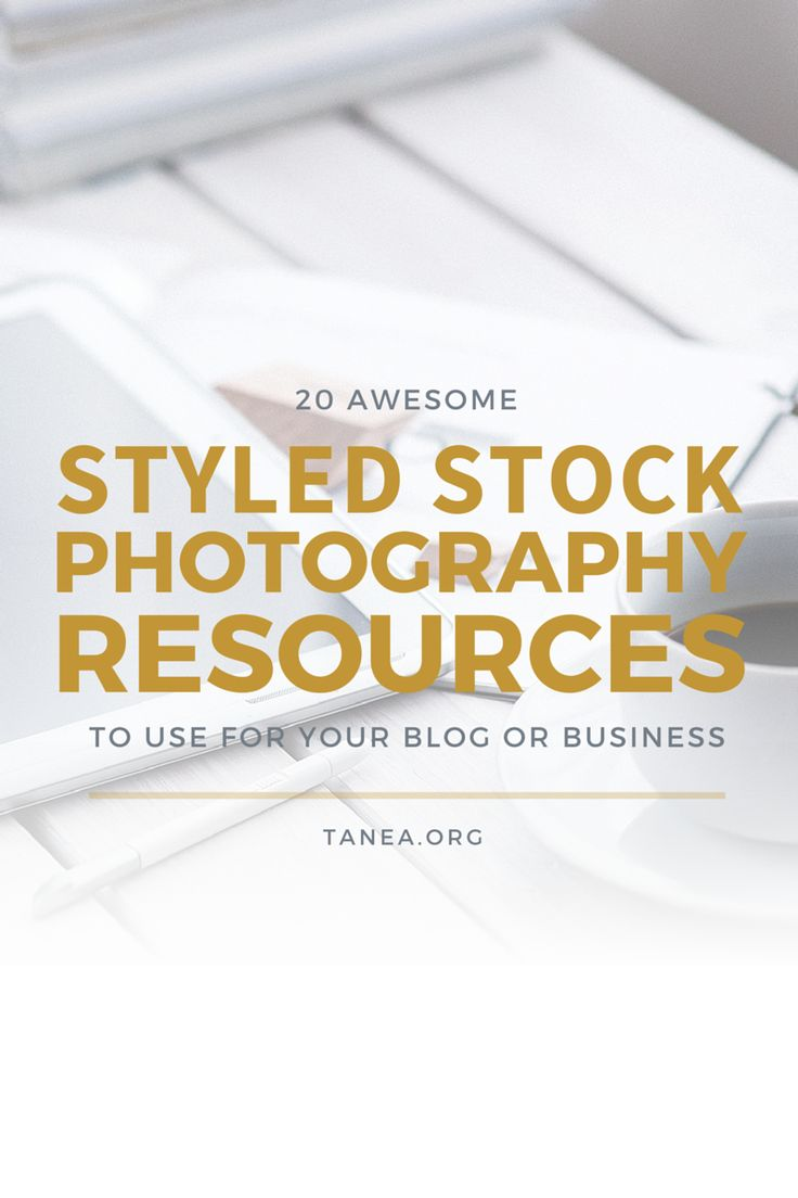 """If you haven't heard of """"styled stock,"""" it's a term used to describe a stock photo that has been styled to match a certain aesthetic. These photos typically feature a desktop, tech (computer, laptop, tablet, etc.) and other fun desktop items. Shay Chochrane was one of the first to start selling feminine styled stock photography. …"""