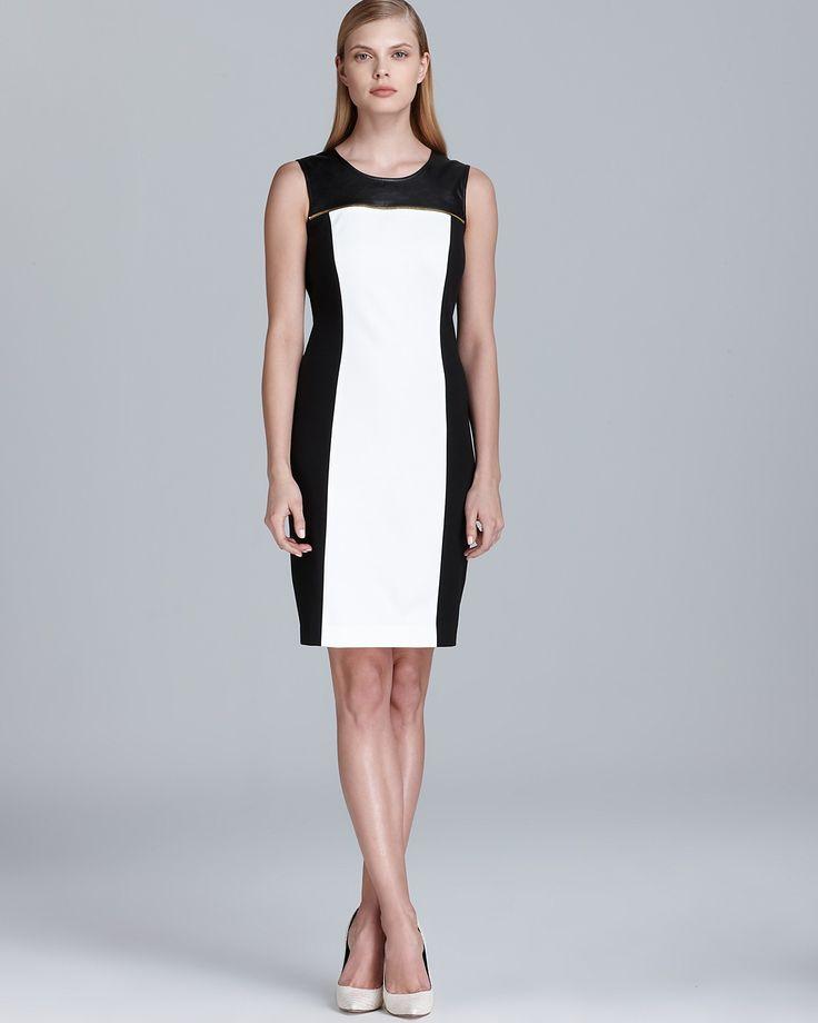43 Best Calvin Klein Dresses Images On Pinterest Calvin