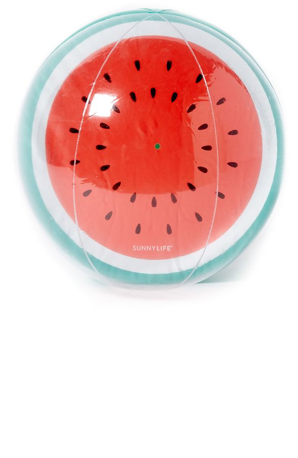 SunnyLife Inflatable Watermelon Ball