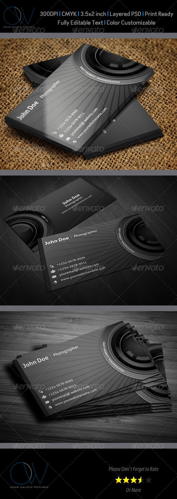 31 best yearbook biz cards images on pinterest compass compass photographer business card reheart Gallery