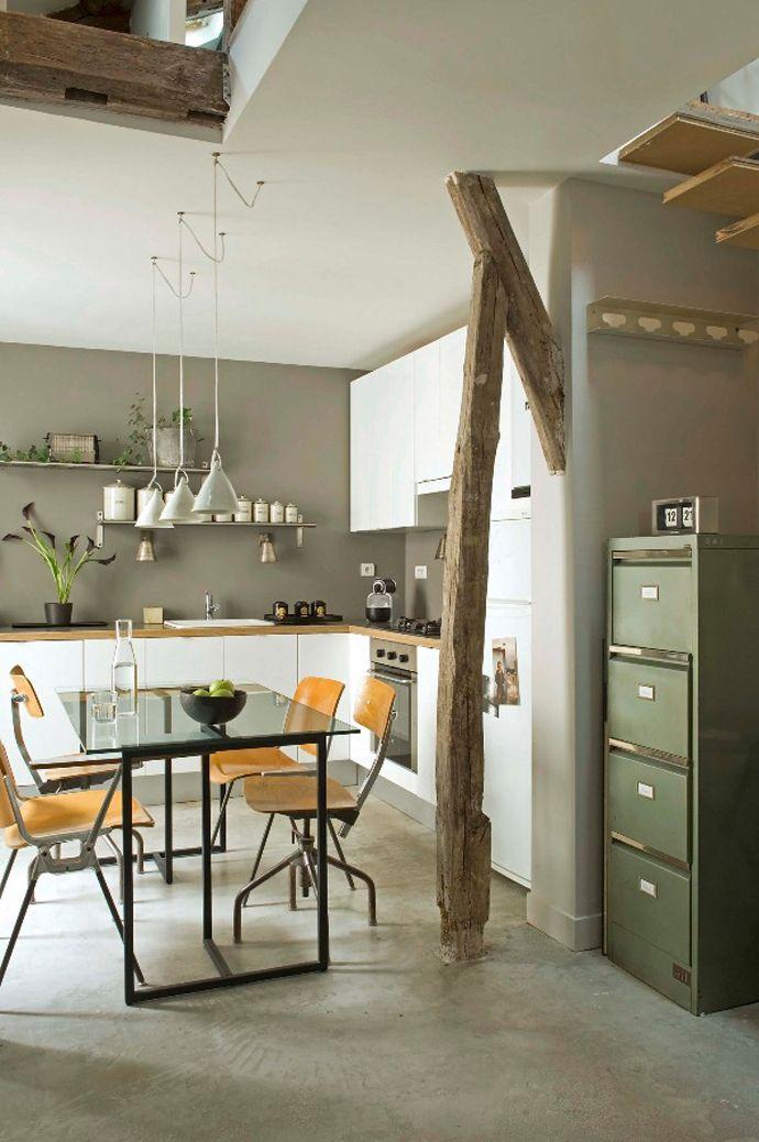 Las 25 mejores ideas sobre paredes de tono verde en - Muebles grises paredes color ...