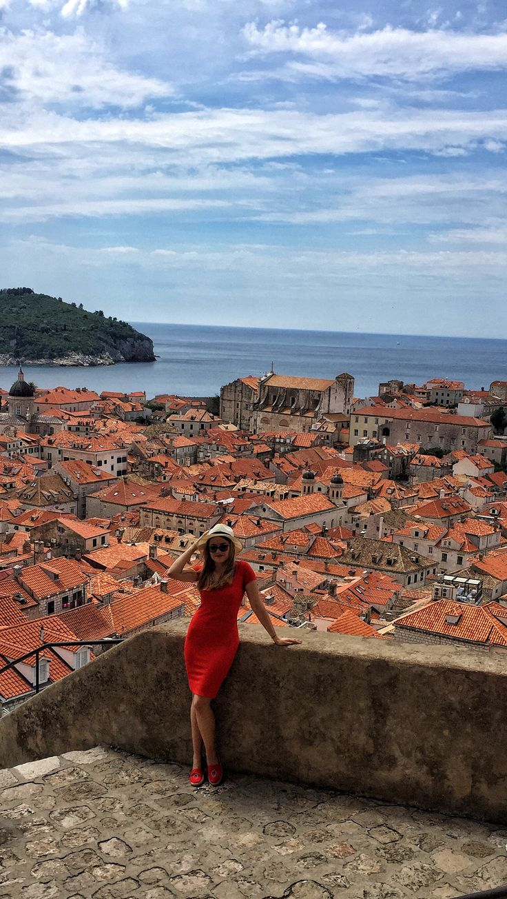 Well, hello! #cityview #dubrovnik #awesomeplaces #traveler