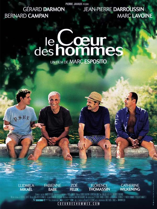The Heart of Men, Photo (1 sur 5) du film Le Coeur des hommes, avec Gérard Darmon, Jean-Pierre Darroussin