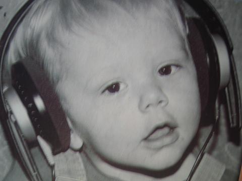 Baby Armin van Buuren