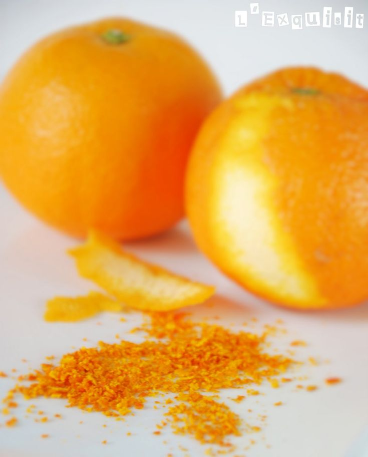 Polvo de naranja