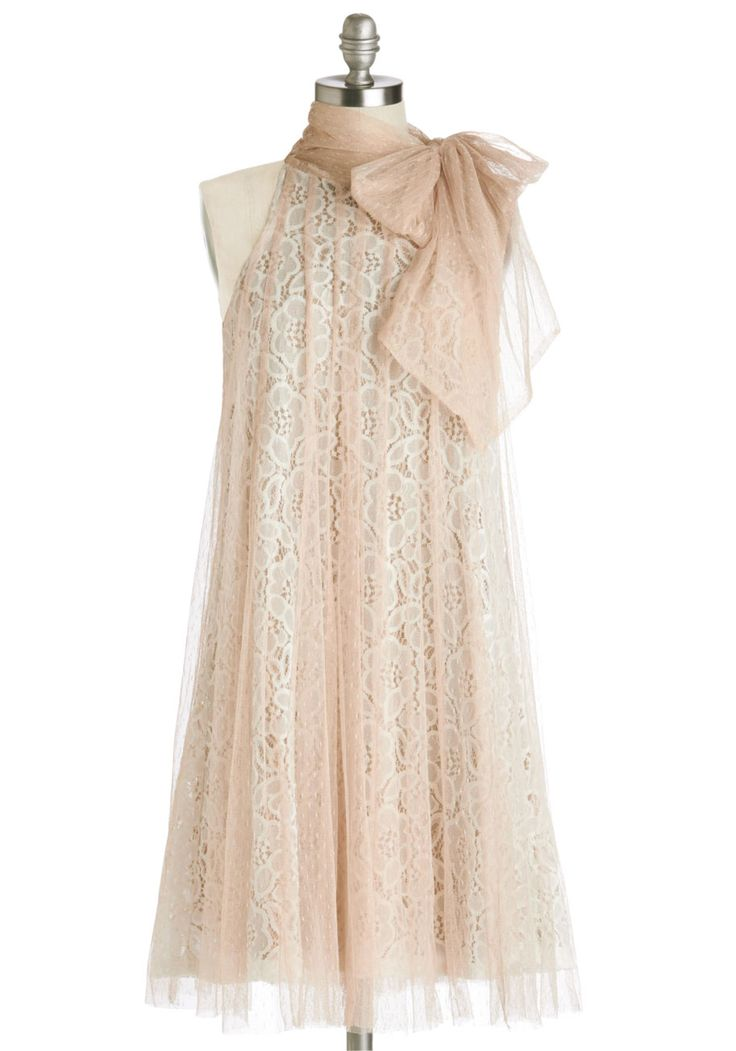Very pretty! Time and Grace Dress, @ModCloth