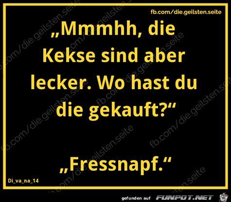 lustiges Bild 'diegeilsten Fressnapf.png' von Torsten-ohne-H. Eine von 11217 Dateien in der Kategorie 'klasse Sprüche und Witze' auf FUNPOT.