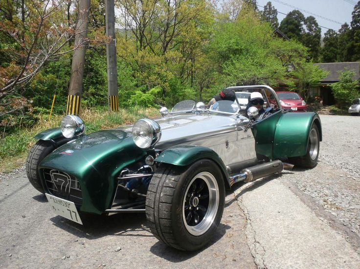 Lotus Super 7 >> Eastern 7 | caterham café | Pinterest | Dream cars and Cars