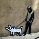 Animated Banksy, A Series of Banksy Street Art as Animated GIFs