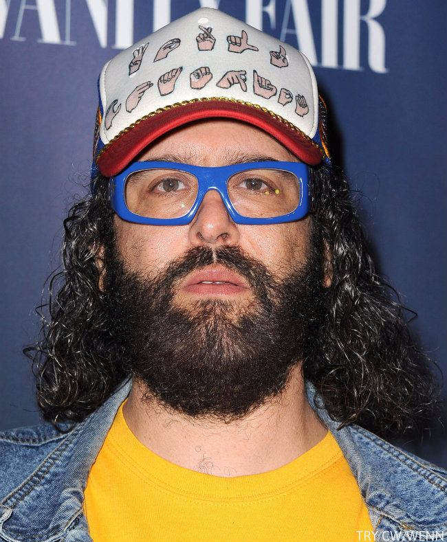 Judah Friedlander - just saw this guy on Netflix - hilarious!