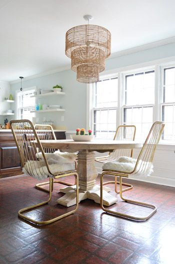 Find out why home decor is always Essential! Discover more retro table design details at http://essentialhome.eu/