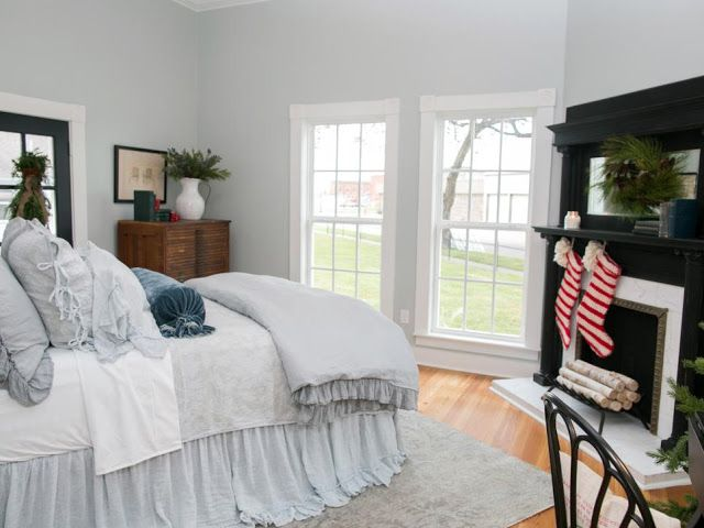 17 best images about fixer upper on pinterest the o 39 jays for Joanna gaines bedroom designs