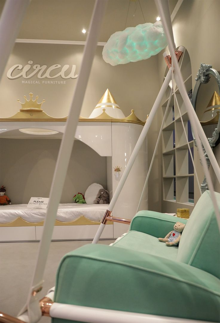CIRCU Magical Furniture is ready to receive you at Hall 7: Stand F16 - G15 and amaze with their magical designs!