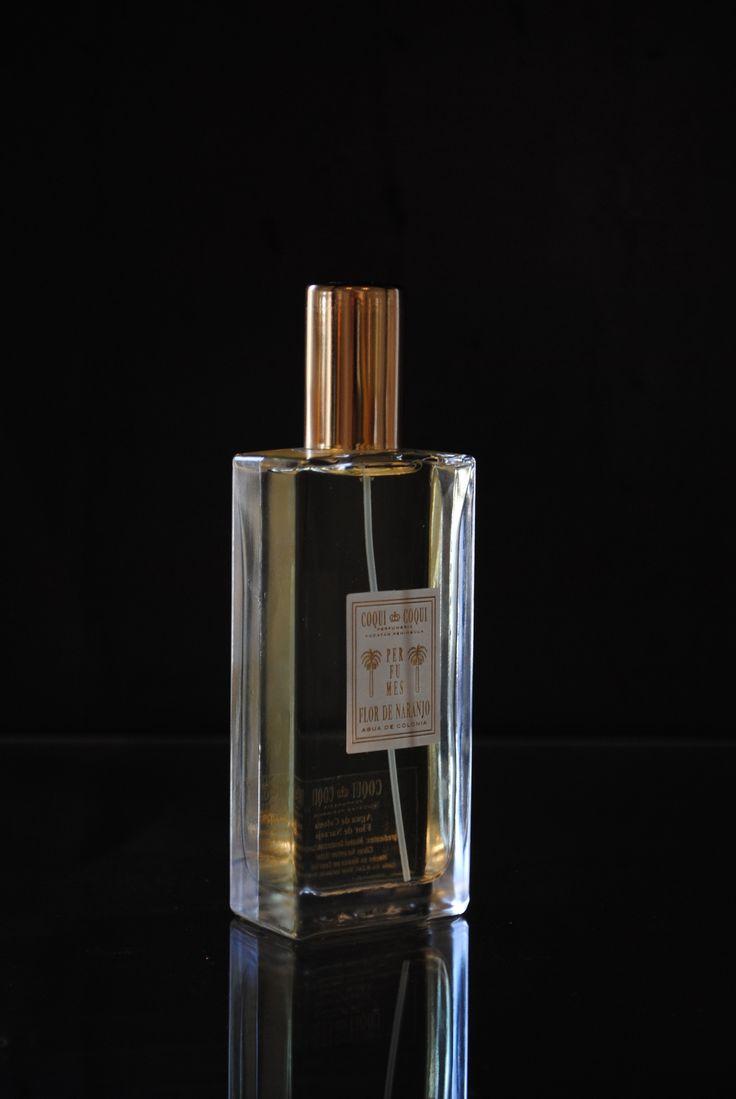 Coqui Coqui Eau De Parfum - Flor De Naranjo