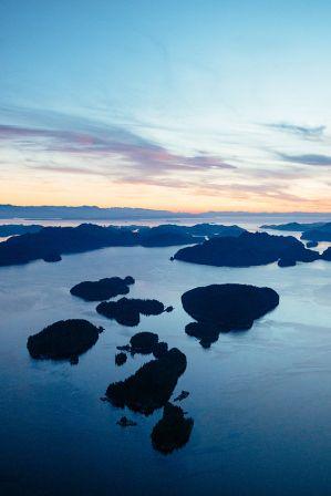 Nimmo Bay Resort, BC - Broughton Archipelago