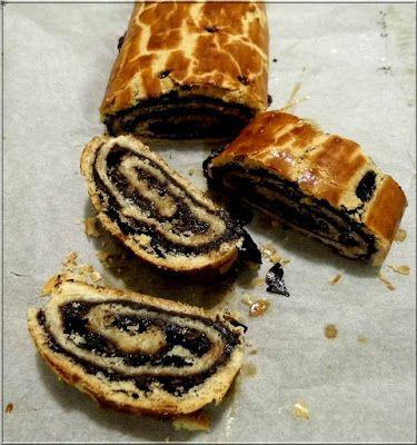 Limara péksége: Csokis -narancsos bejgli