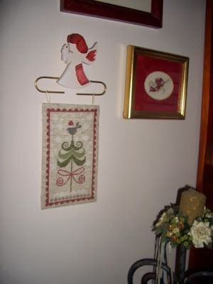 Napcsi - Öltögető: 2013-as karácsonyi SAL
