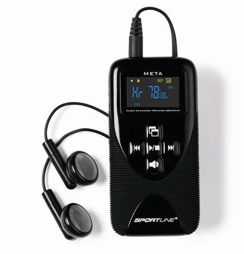 Pulsómetro y MP3 Digital SportLine