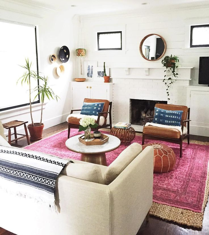 Best 25+ Layering rugs ideas on Pinterest | Dark sofa, Colorful ...