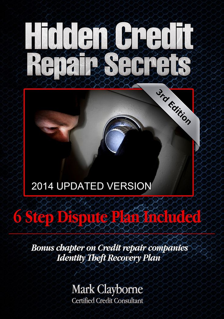 Hidden Credit Repair Secrets - Step-by-Step 6 Letter Dispute Plan Included:: Credit Repair Strategies They Don't Want You To Know (Third Edition Book 3):Amazon:Kindle Store
