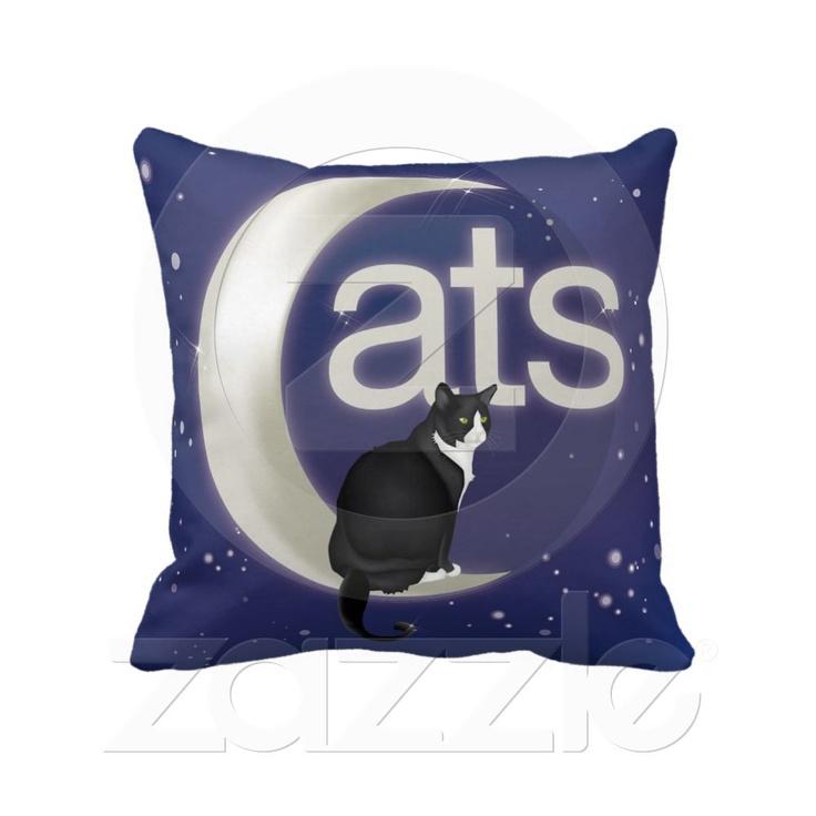 Cats Doubleface PillowDoubleface Pillows, Cat Doubleface, Pillows Talk