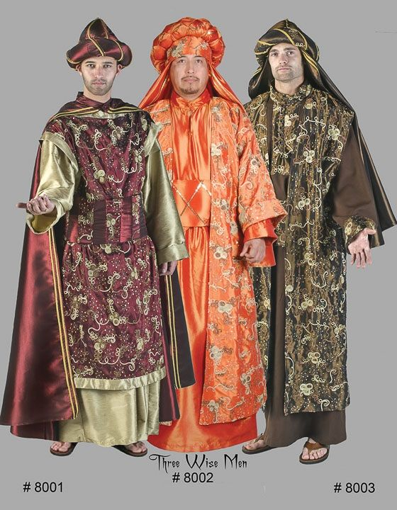 9 best christmas and holiday themed costumes images on pinterest three wise men from left click the image to go to our website for descriptions prices and availability all costumes are for sale or rent unless solutioingenieria Choice Image
