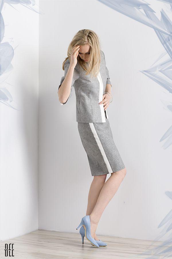 Lniany, klasyczny zestaw. Linen, classic set. http://www.bee.com.pl/e-sklep/