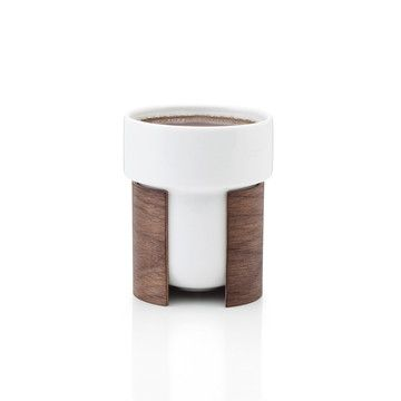 Tonfisk: Warm Coffee/Tea Cup Set White, at 20% off!