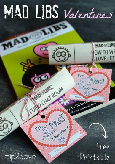 14 No Candy Valentines