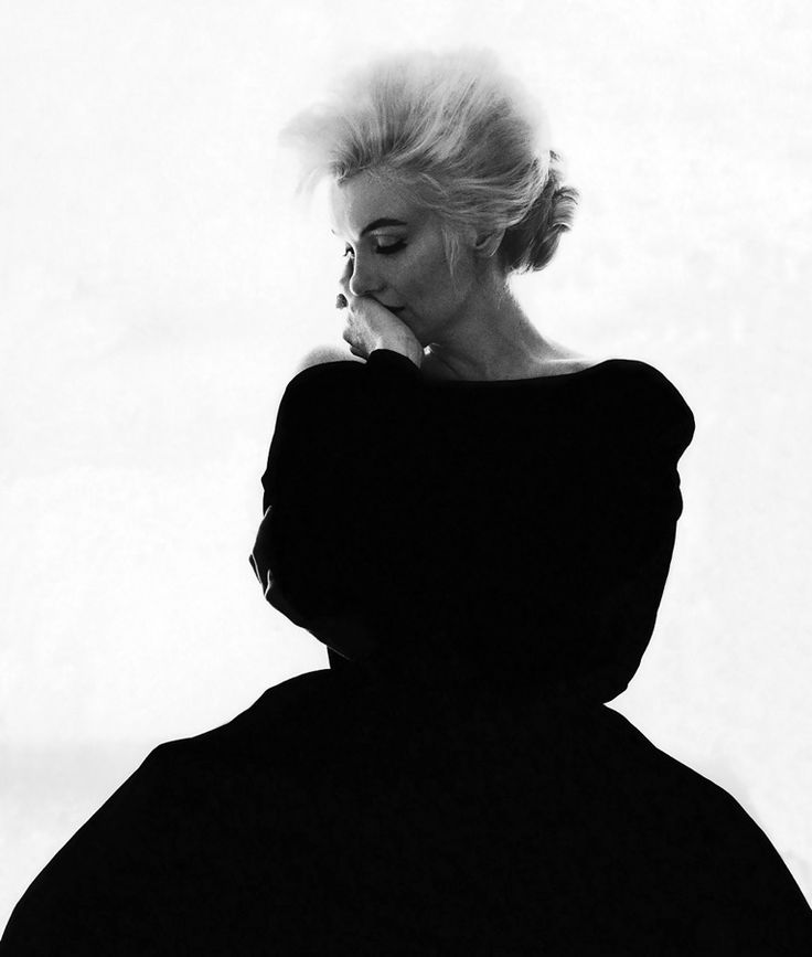 Marilyn Monroe by Bert Stein