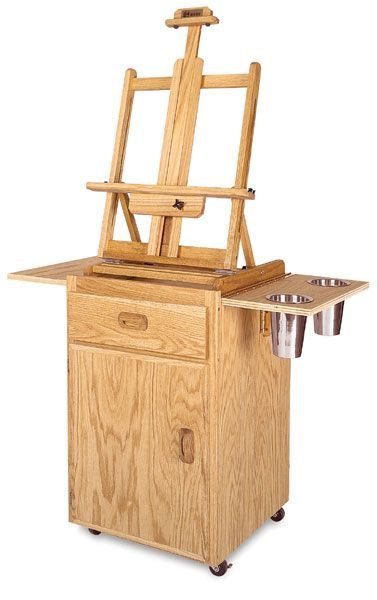 Studio Easel Reviews - WoodWorking Projects & Plans