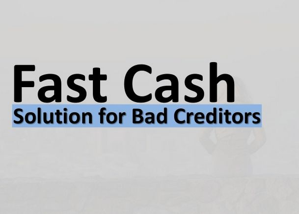 fast cash loan solution for bad credit creditors through online mode -   https://www.slideshare.net/canadaloans/short-term-payday-loans-for-people-with-easy-application-canada-loans