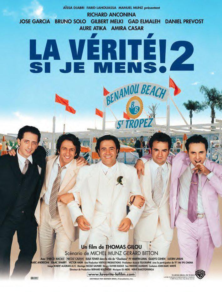 La Verite Si Je Mens 2 2001 The Sweetest Thing Movie Documentary Film Film