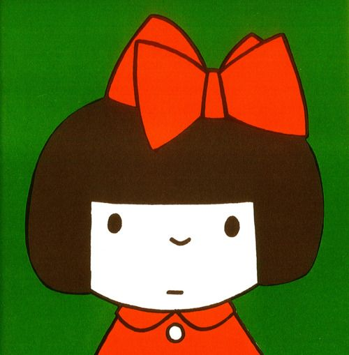 Dick Bruna, dutch illustrator