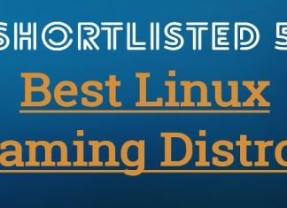 Best Linux Gaming Distros: 5 Shortlisted Recommendation