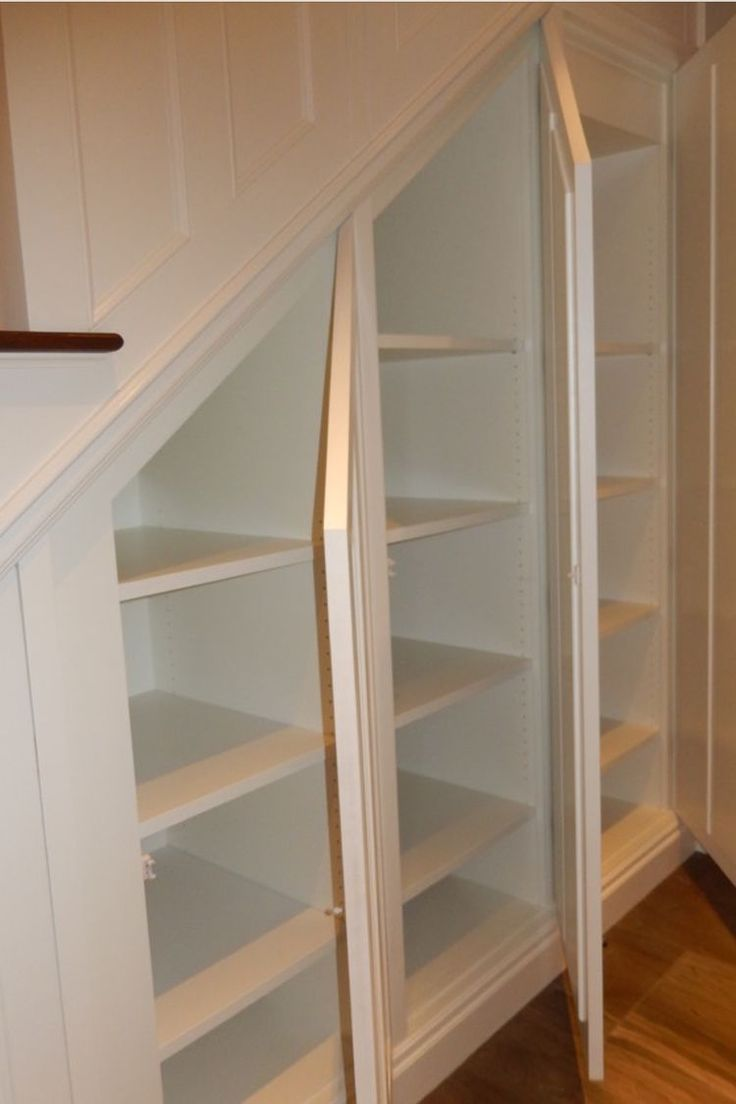 25 best ideas about under basement stairs on pinterest for Under stairs storage plans