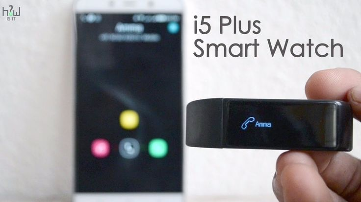 i5 Plus Smart Watch UnBoxing & Full Review - Best Smart Band ?