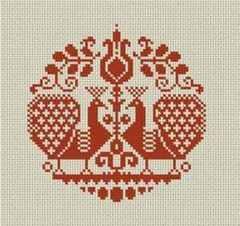 lovely Hungarian stitching patterns