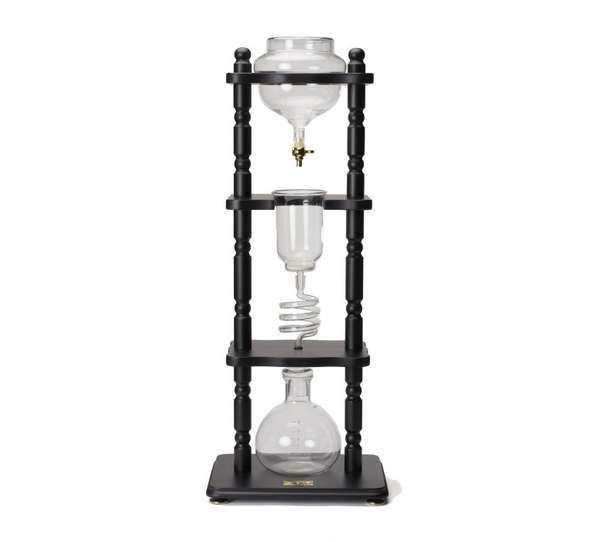The Yama Cold Brew Drip Tower Creates Sweet Liquid Gold #Coffee #Brewing