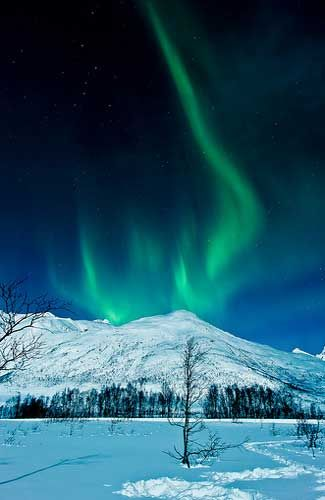 Photo tour: The Northern Lights
