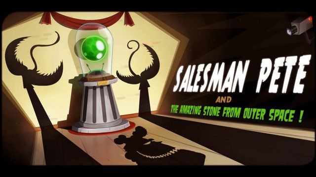 Salesman Pete. Video by Salesman Pete.